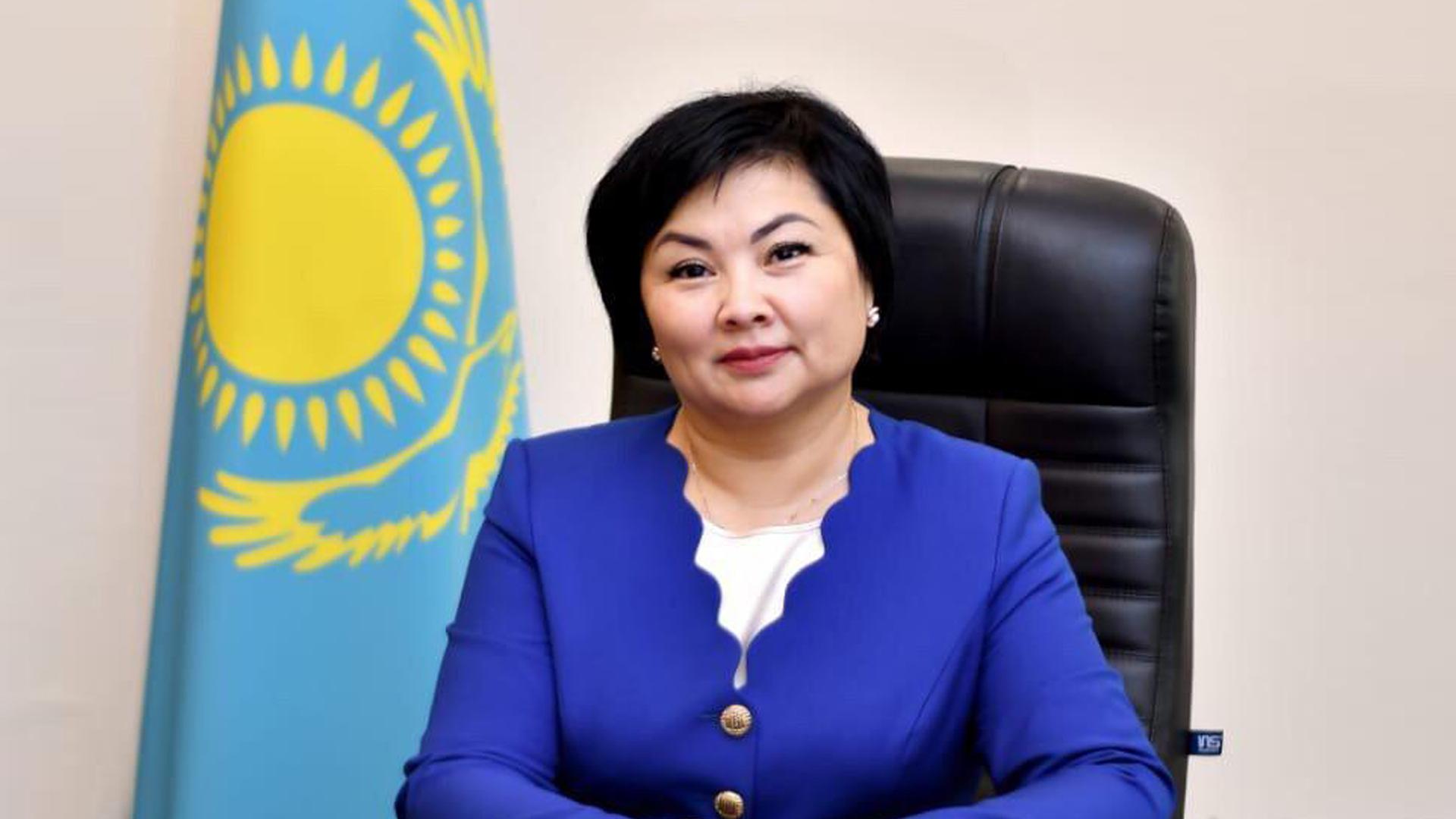 Sholpan Karinova naznachena viyse-ministrom obrazovaniya y nauky RK - Ofisialinyy informasionnyy resurs Premier-Ministra Respubliky Kazahstan