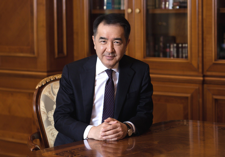 Бакытжан Сагинтаев назначен акимом города Алматы - Официальный  информационный ресурс Премьер-Министра Республики Казахстан