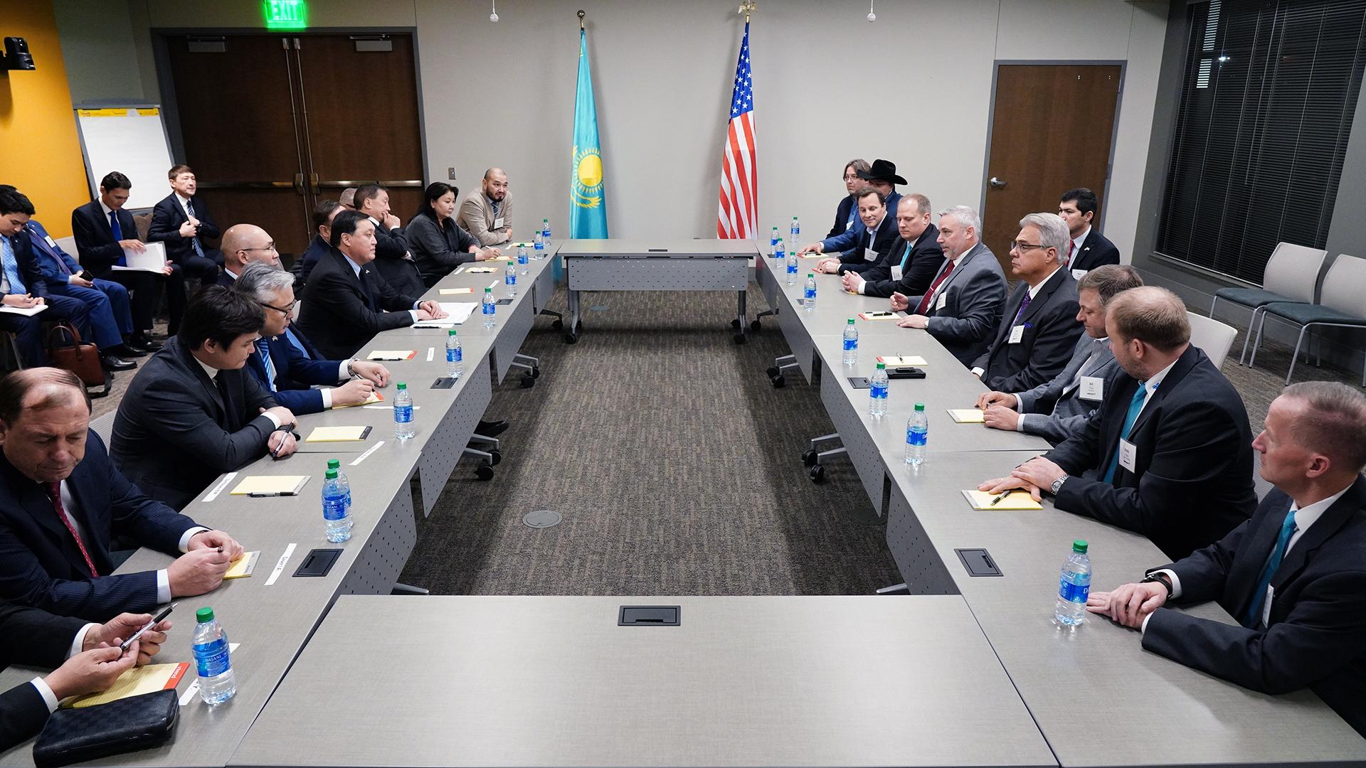 """Лидеры американского агробизнеса """"Tyson Foods"""" и """"Valmont Industries"""" инвестируют в Казахстан 2"""