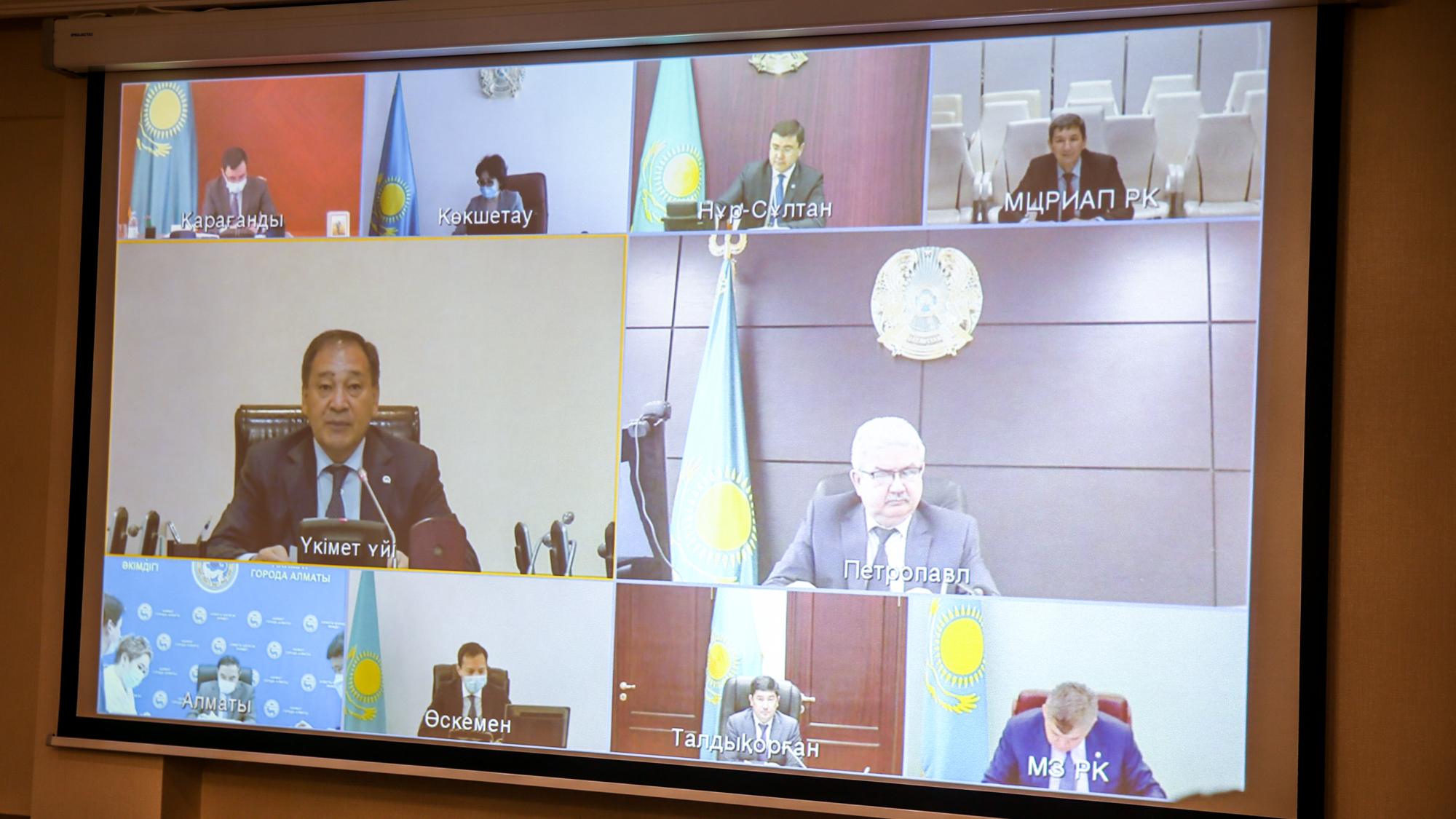 Межведомственная комиссия приняла решения о снятии блокпостов и возобновлении деятельности ряда отраслей