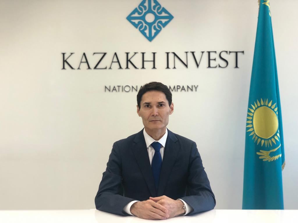 Baurzhan Sartbayev appointed chairman of the Board of KAZAKH INVEST