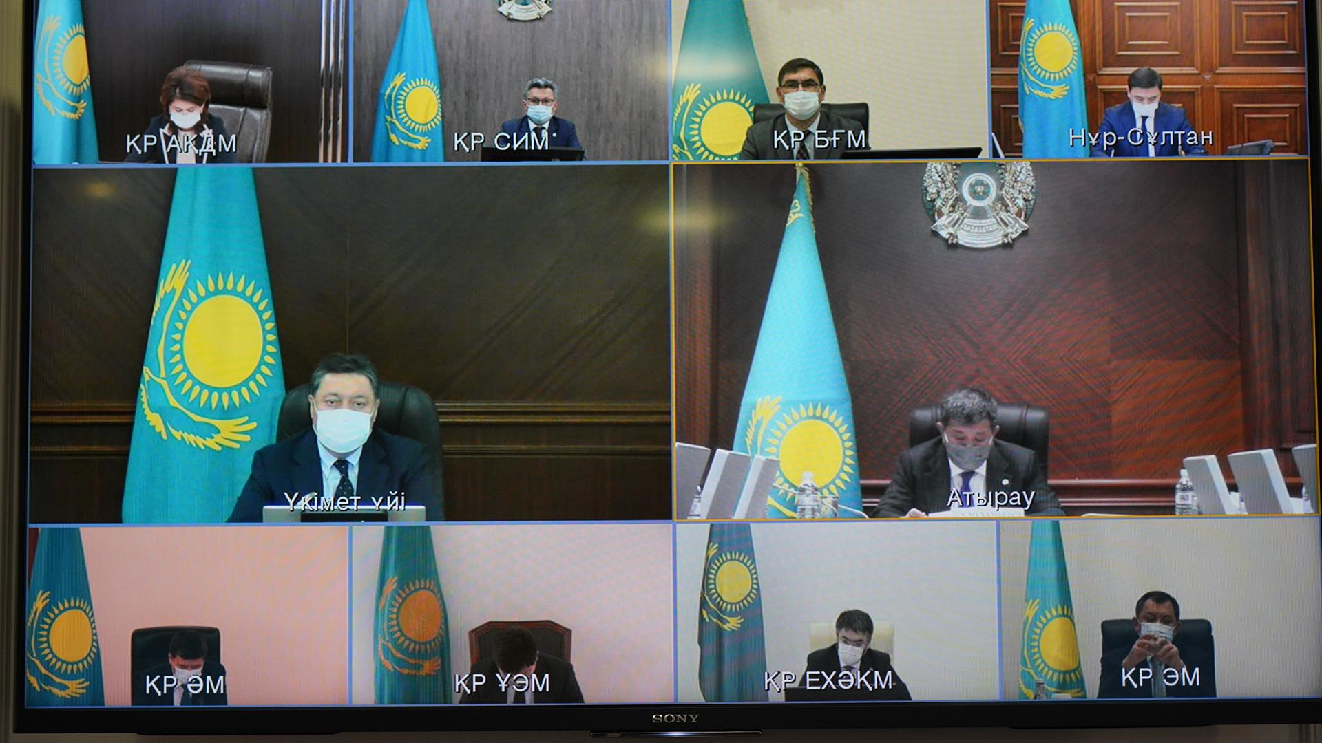 Карантин усилят в 4 регионах Казахстан