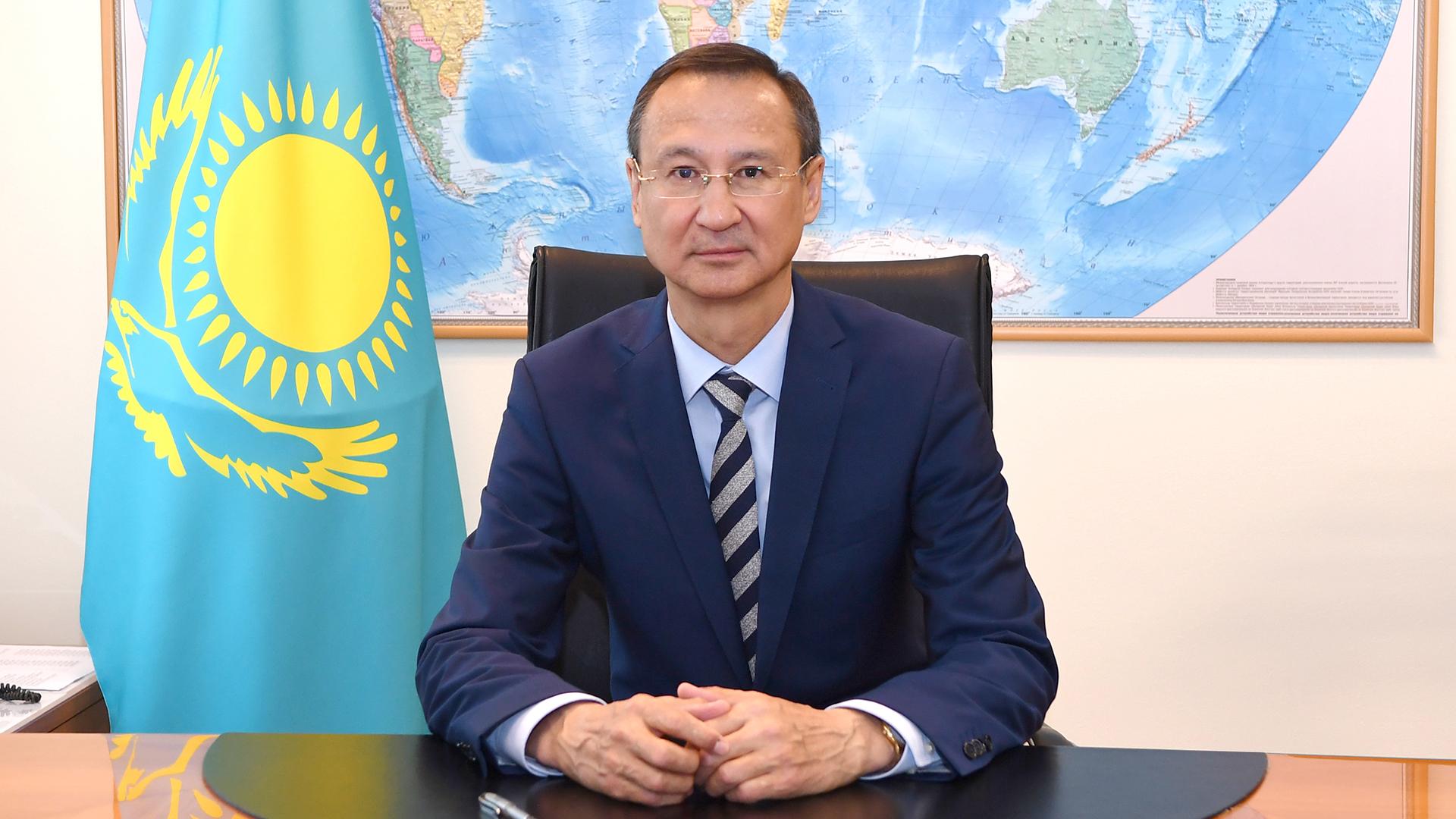 Серик Ахмет назначен замглавы канцелярии премьер-министра