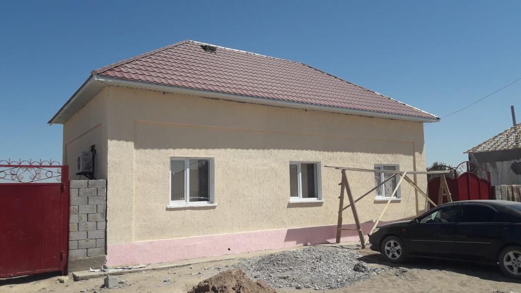 Builders restored 1,620 houses in Arys