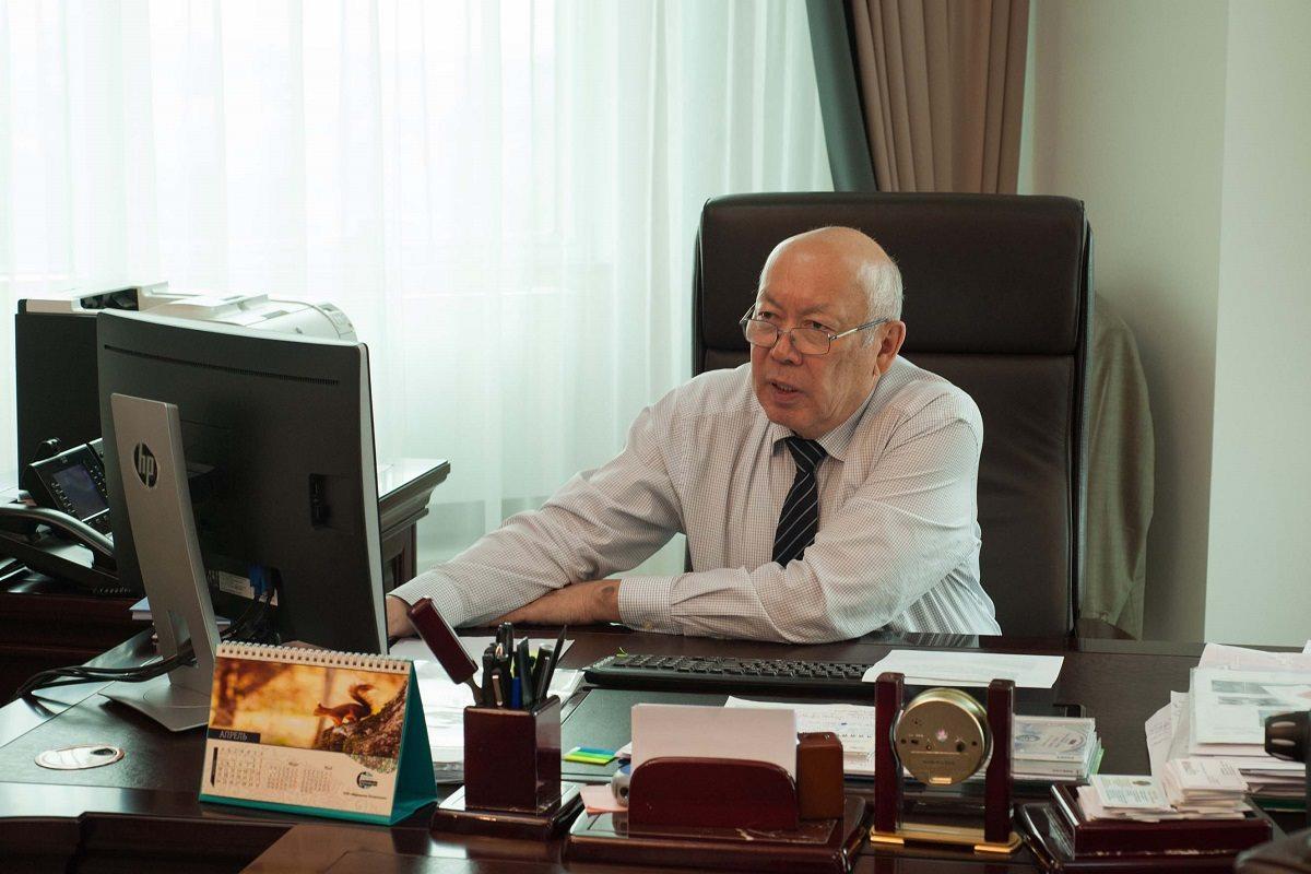 Балтабек Муханович Куандыков