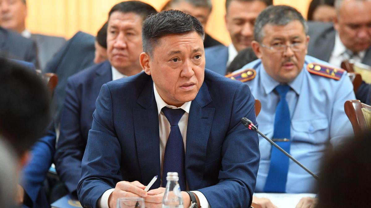 Bakytzhan Sagintayev holds a meeting on relocation of state agencies in Turkestan region