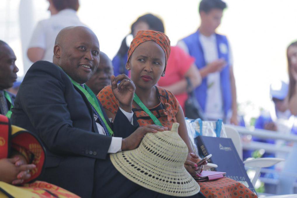 ЭКСПО – 2017-де Лесото Корольдігінің ұлттық күні өтті