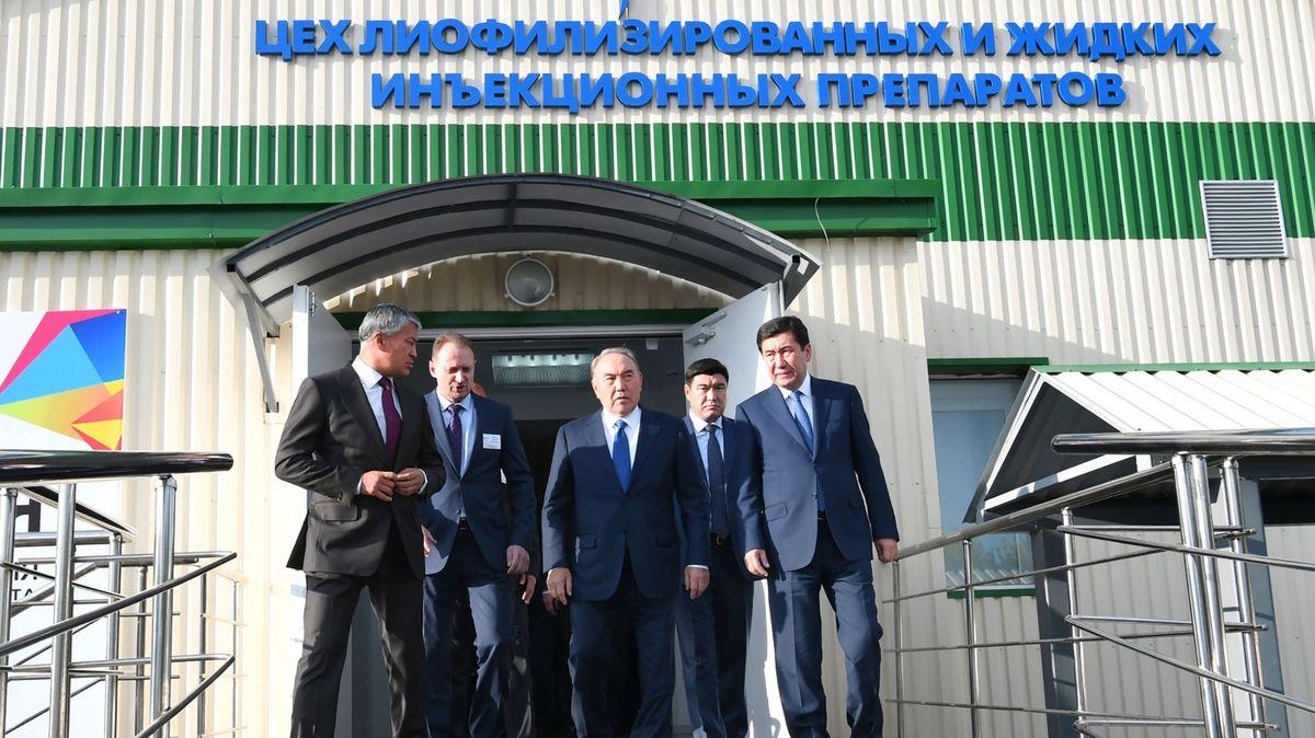 Нурсултан Назарбаев посетил Карагандинскую область с рабочим визитом