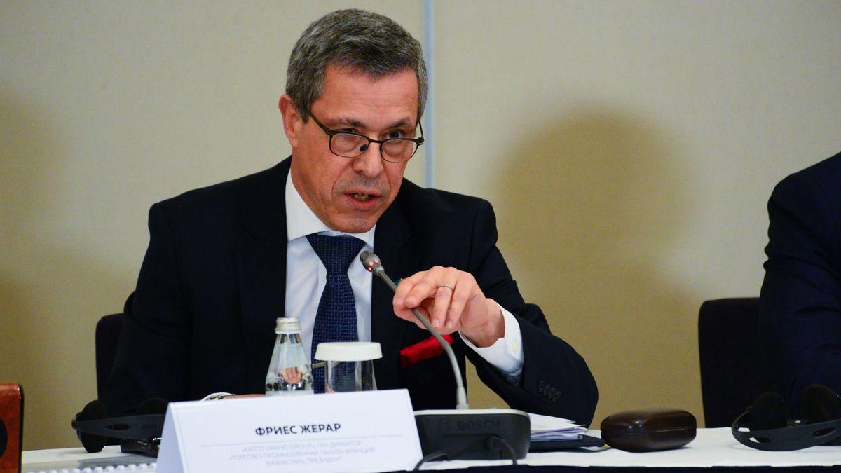 Bakytzhan Sagintayev participates in business forum France – Kazakhstan