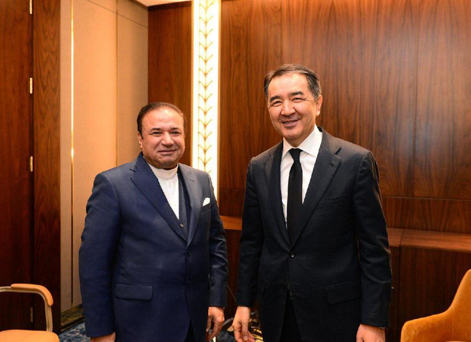 Б. Сагинтаев обсудил вопросы инвестиционного сотрудничества с участниками Kazakhstan Global Investment Roundtable