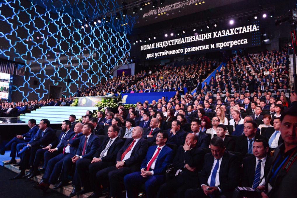 Бақытжан Сағынтаев Индустрияландыру күні аясында ҚР Президенті сыйлықтарының иегерлерін марапаттады