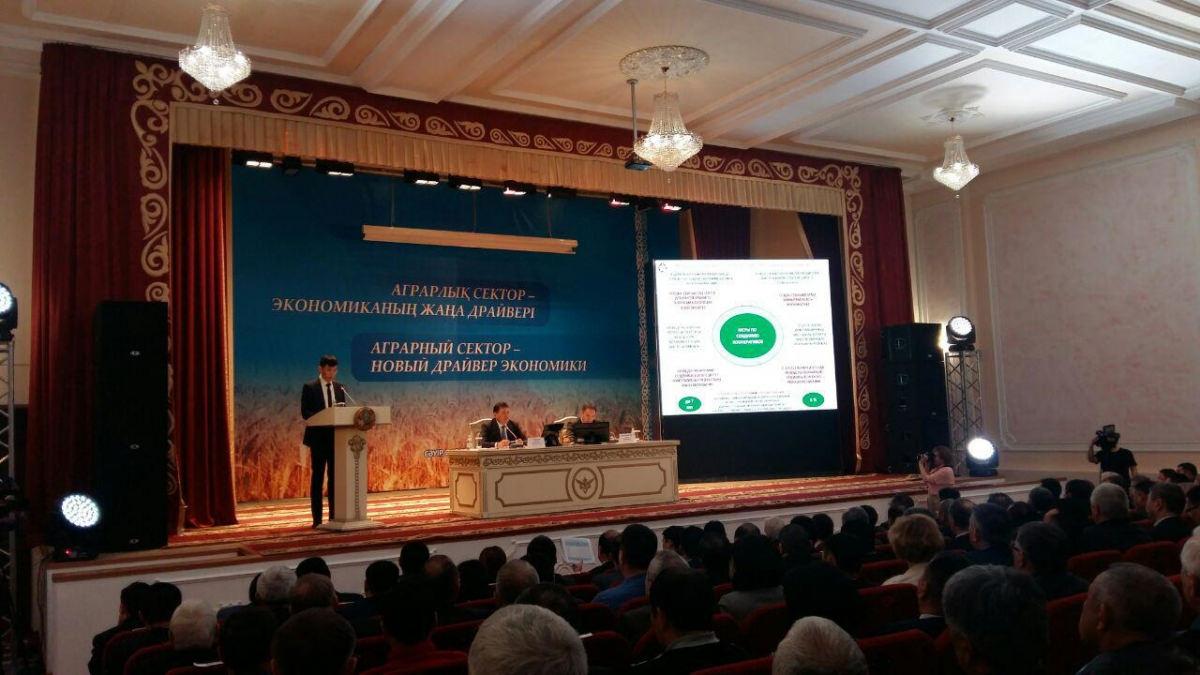 A. Myrzakhmetov paid a working visit to Akmola and Pavlodar regions