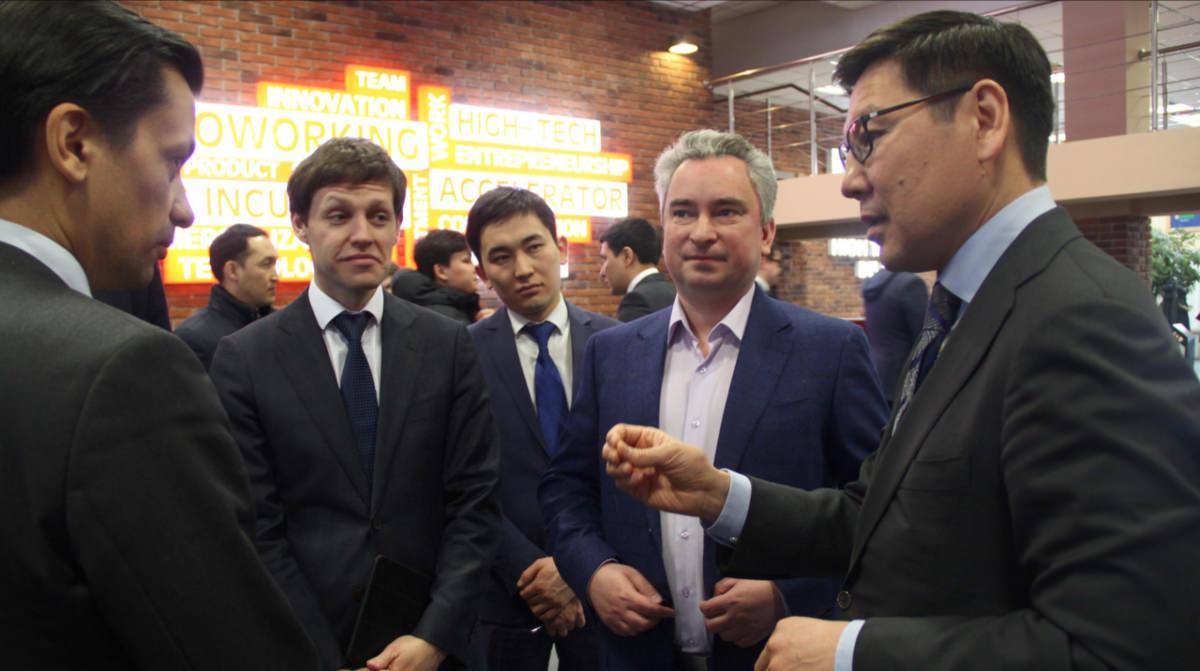 Вице-премьер Асқар Жұмағалиев Минскіде цифрландыру мәселесі бойынша бірқатар кездесулер өткізді