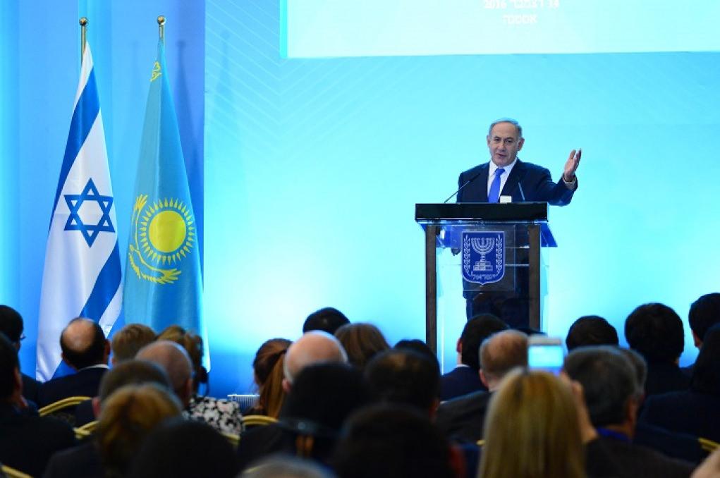 Prime Minister of Kazakhstan Bakytzhan Sagintayev took part in work of the Kazakh-Israeli business forum