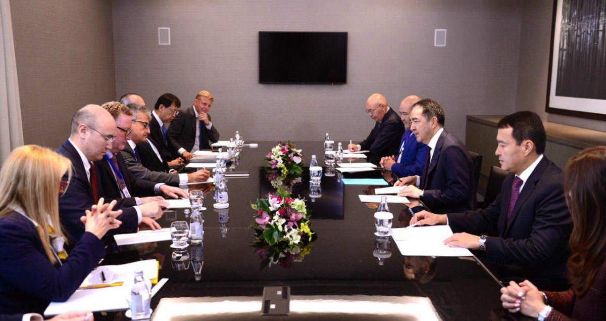 Бақытжан Сағынтаев Халықаралық тәуелсіз әл-ауқат қорлары форумының IX отырысына қатысты