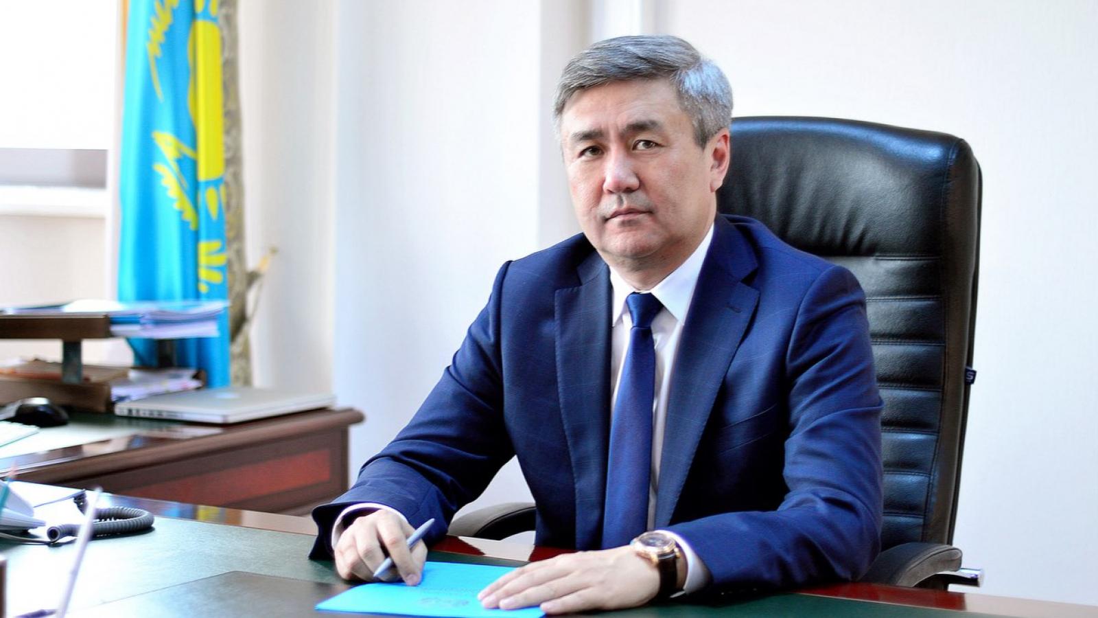 Назначен новый вице-министр энергетики РК