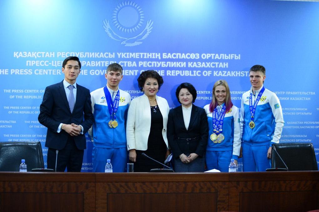 Казахстанские спортсмены улучшили личные результаты выступления на Всемирных зимних Универсиадах