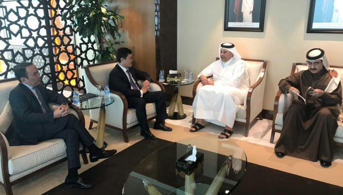 Қазақстан мен Катар сауда және инвестициялық ынтымақтастықты кеңейтеді