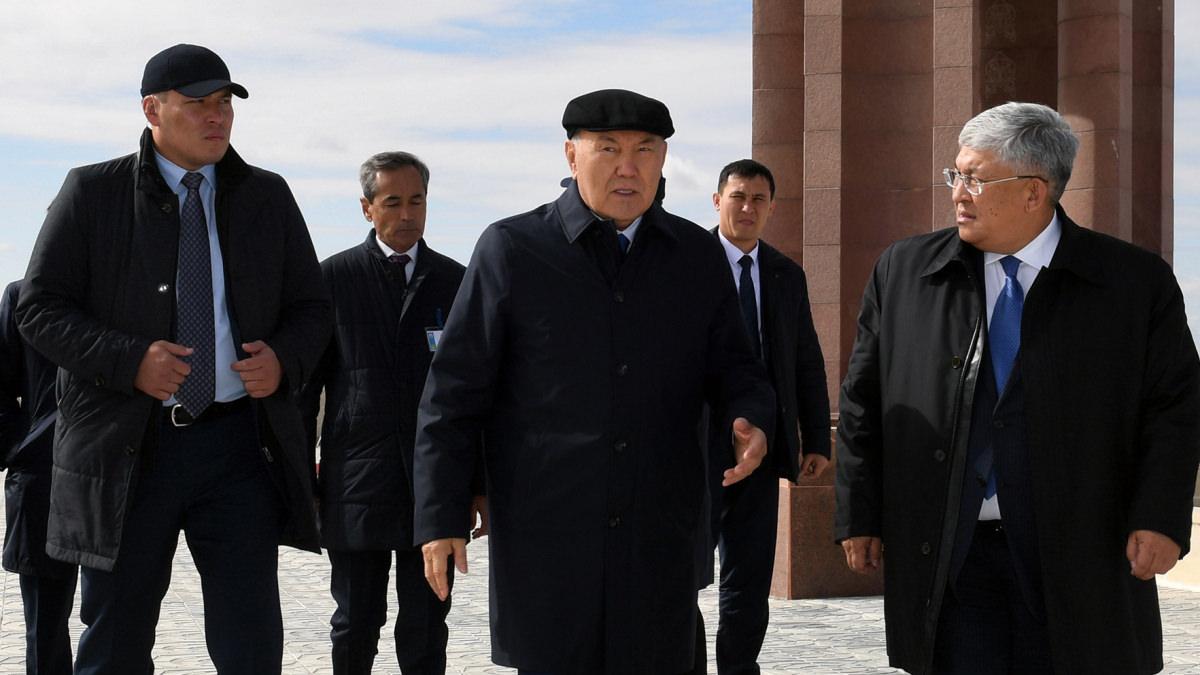 Нұрсұлтан Назарбаев Қызылорда облысына жұмыс сапарымен барды