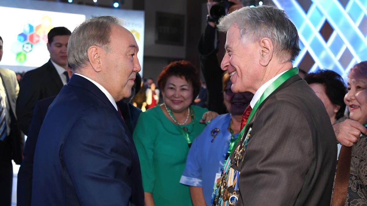 Глава государства принял участие в VIII Гражданском Форуме Казахстана
