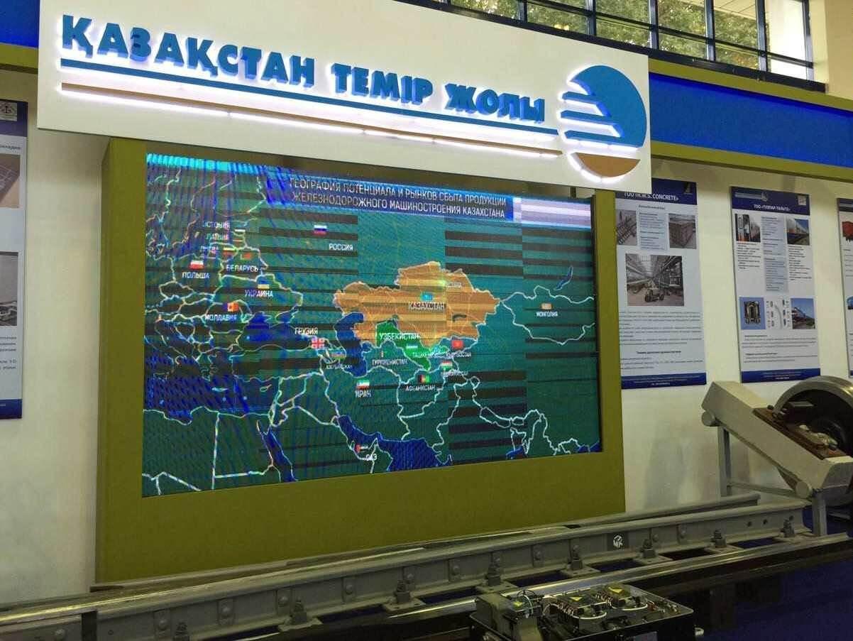 47 казахстанских компаний при помощи Kazakh Invest представили свою продукцию вУзбекистане