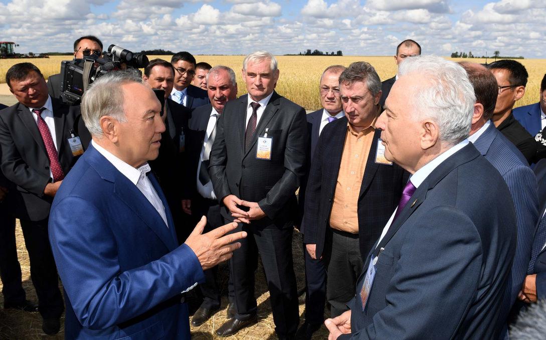 Мемлекет басшысы Ақмола облысының кәсіпорындарын аралады