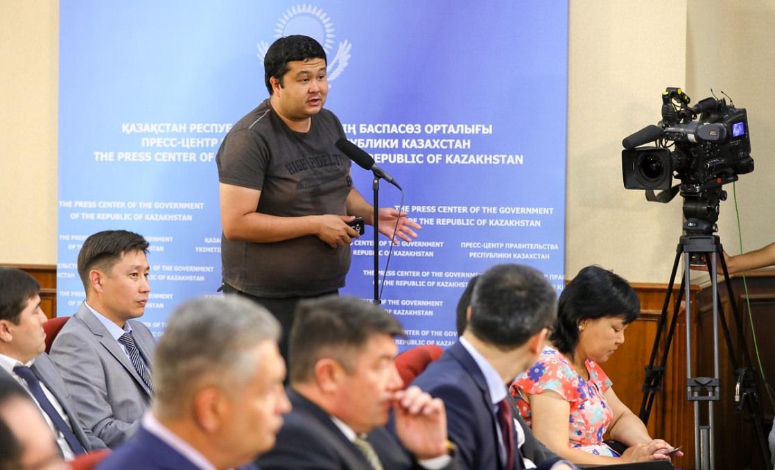 Ж. Ешмагамбетов: в Казахстане повысилось качество исполнения судебных решений