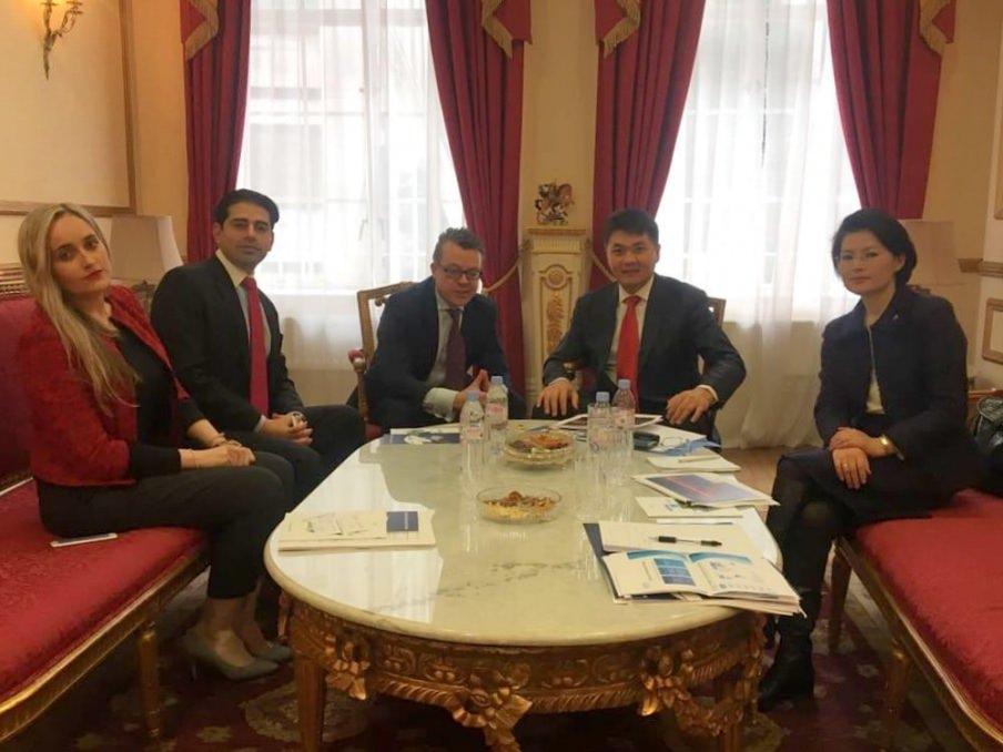 МФЦА и Kazakh Invest презентовали инвестиционные возможности Казахстана в Великобритании
