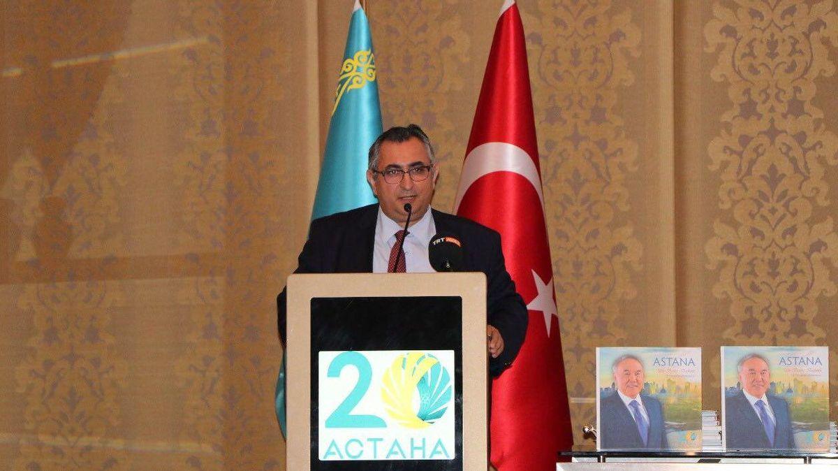 Астана мерейтойы Түркияда атап өтілді