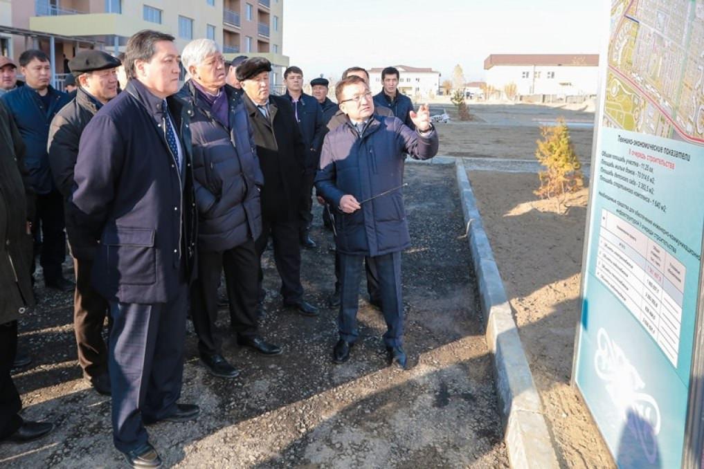 А. Мамин: Алматы облысы қарқынды дамып келеді