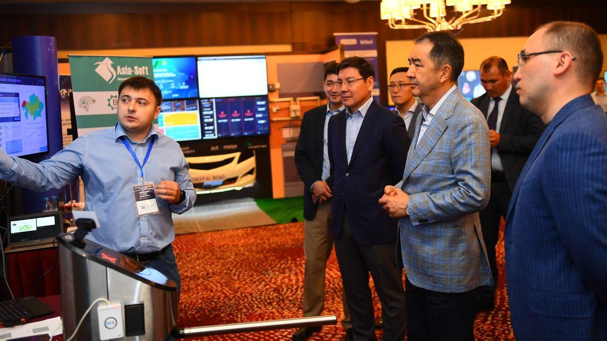 «Цифровой Казахстан»: Б. Сагинтаев обсудил с отечественными ИТ-компаниями реализацию госпрограммы