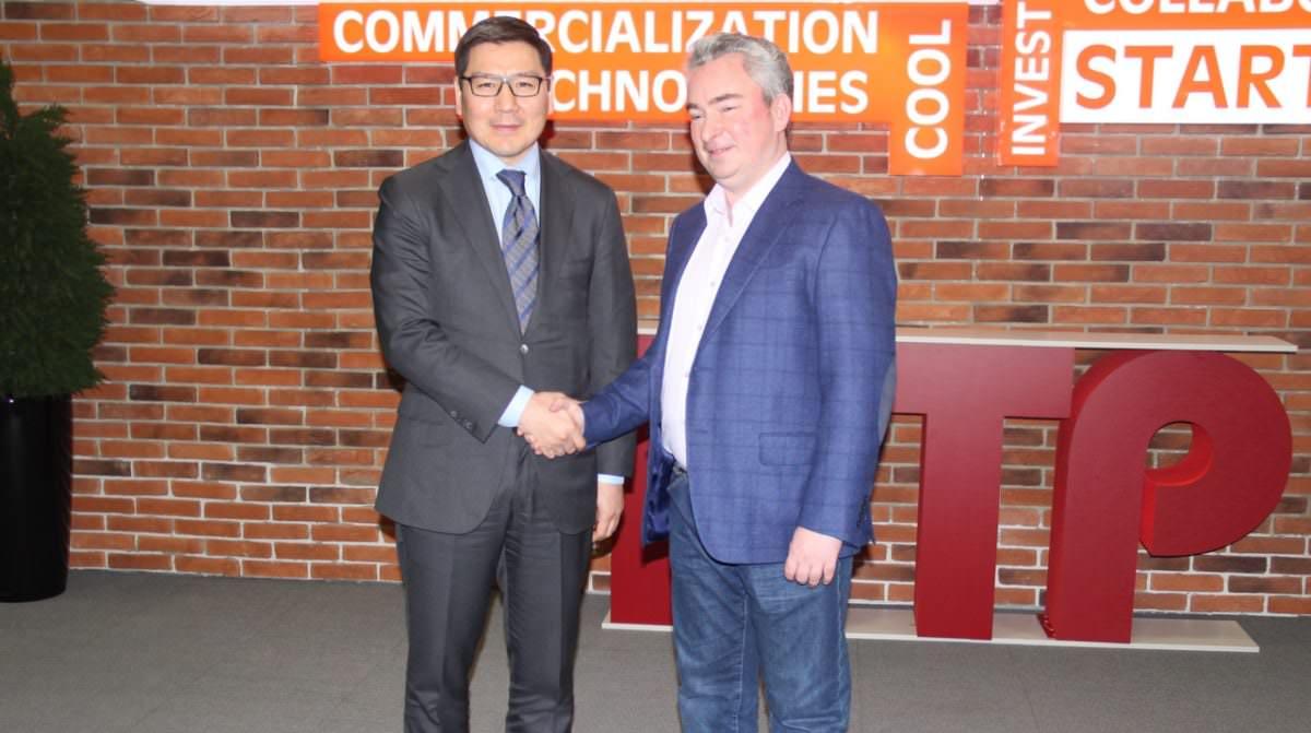 Vice Premier Askar Zhumagaliyev held a series of meetings on digitalization in Minsk